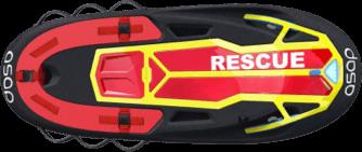 Rescue 156 Board Top View