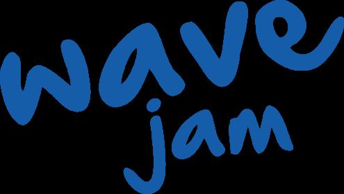 Wave Jam logo